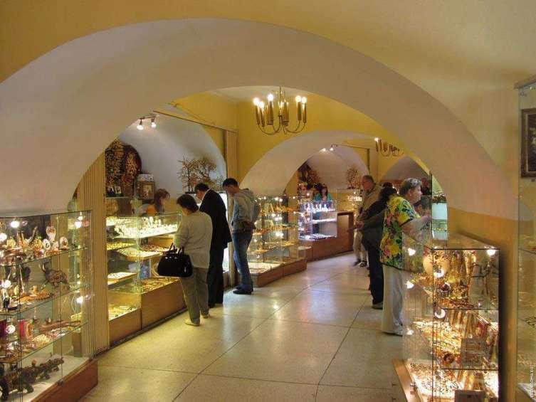Города России: чем хорош Калининград?  Музей янтаря