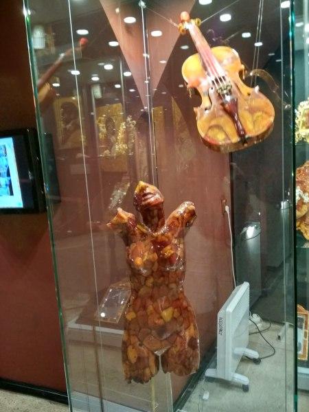 Янтарная скрипка