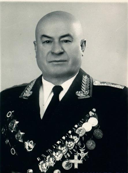 Николай Кириллович Попель