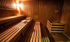 Какой должна быть мужская баня?