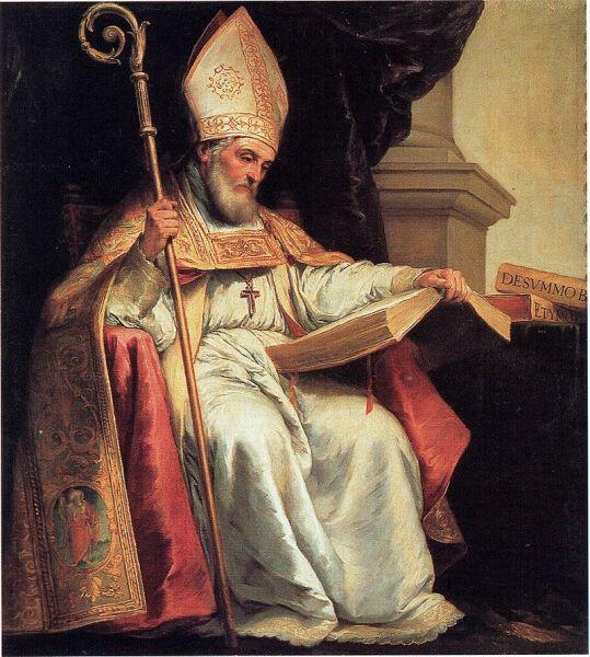 Бартоломео Эстебан Мурильо, «Святой Исидор Севильский»