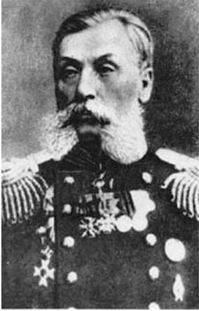 Контр-адмирал Шмидт Пётр Петрович
