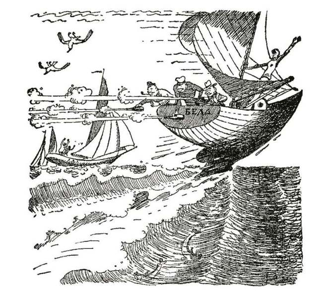 Какова история мультсериала «Приключения капитана Врунгеля» и его саундтрека?