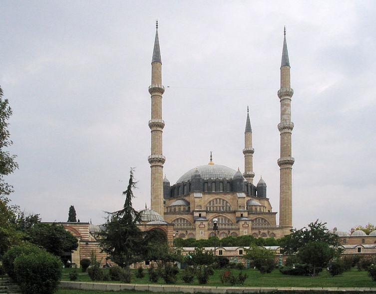 Мечеть Селемие в Эдирне
