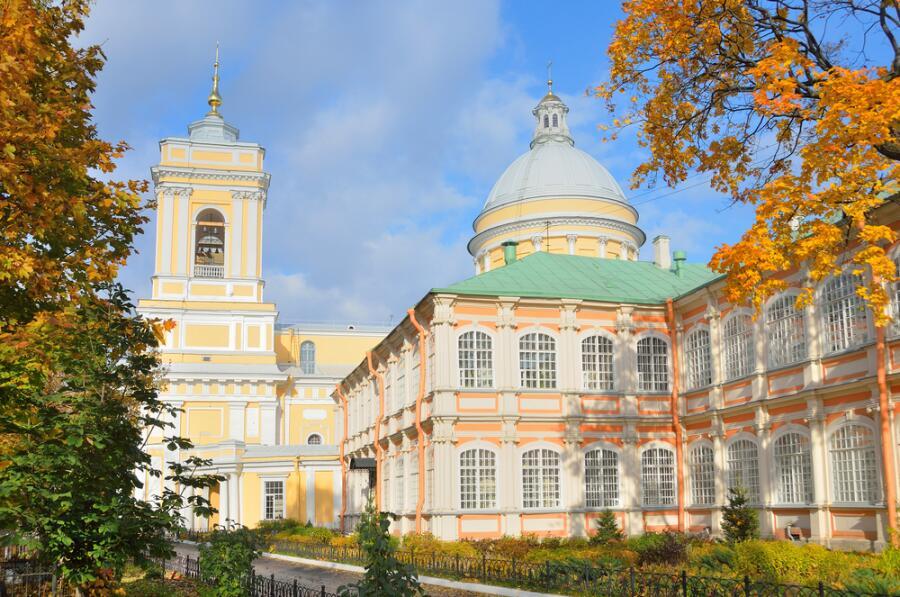 Александро-Невская Лавра, г. Санкт-Петербург