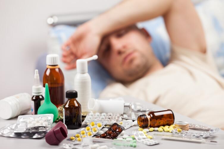 Сбивать симптомы - это не лечение!