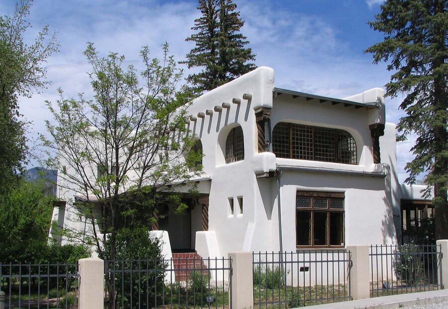 Художественный музей Таоса в бывшем доме русского художника Николая Фешина