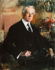 Н. И. Фешин, «Уолтер Л.Кларк», 1923-26 гг.