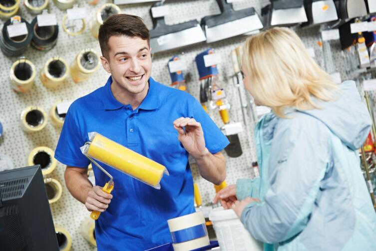 Отношения покупатель-продавец строятся по тем же канонам, что и любые другие отношения
