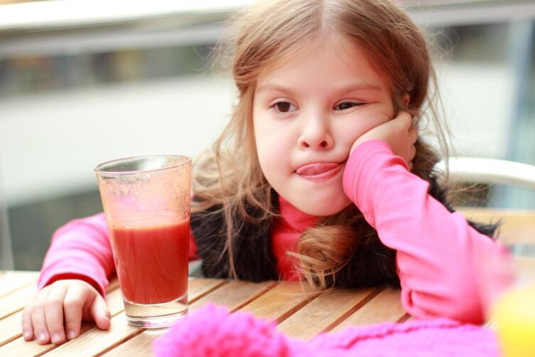 Чем полезен томатный сок?