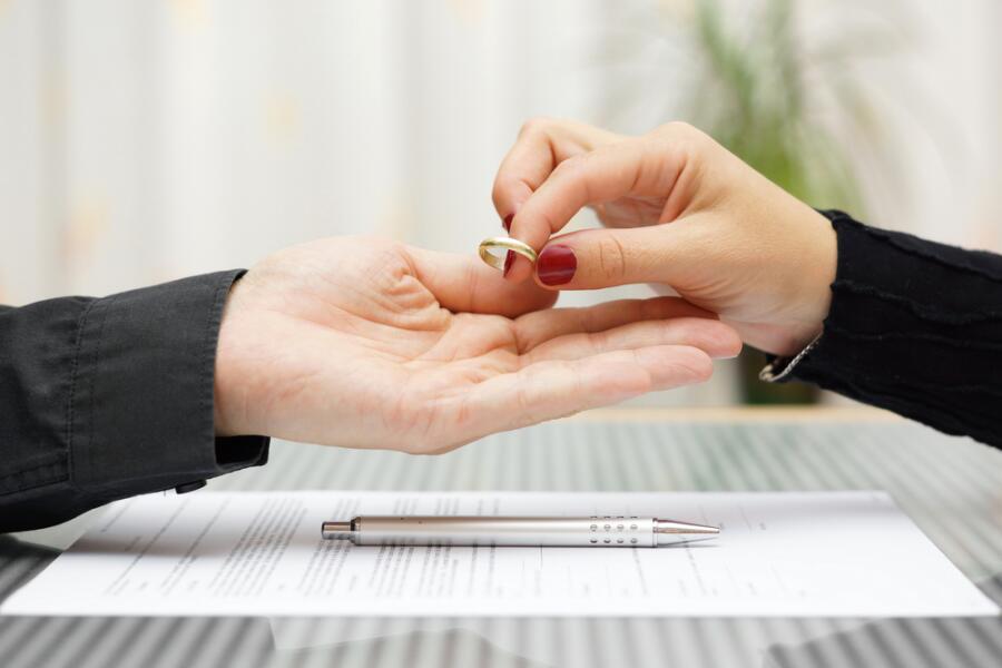 Какие ошибки совершают мужчины после развода?