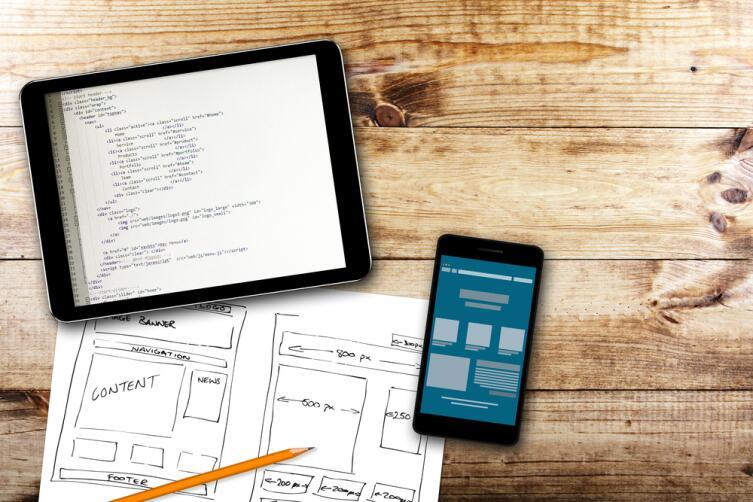 Если вы используете конструктор, программист не понадобится