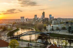 Летняя поездка в Литву. Чем запомнился Вильнюс?