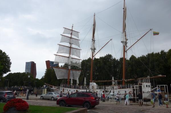 Летняя поездка в Литву. Как живут клайпедчане ?