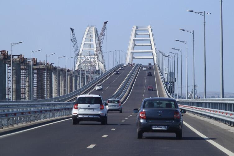 Крымский мост решил проблемы с переправой