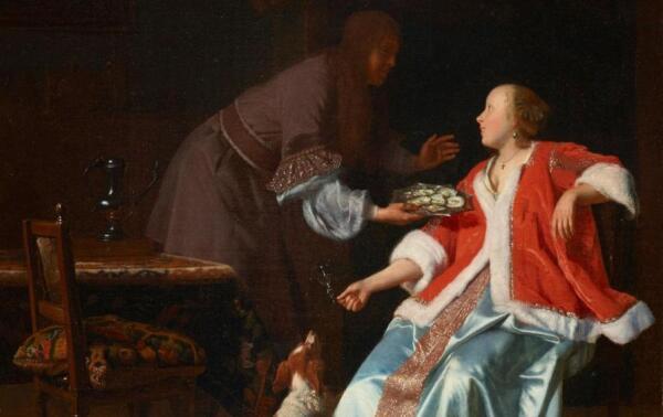 Устрица - символ борделя? Как читать натюрморт