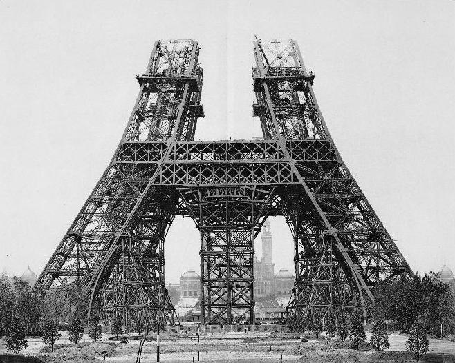 15 мая 1888 года. Начало строительства второй части