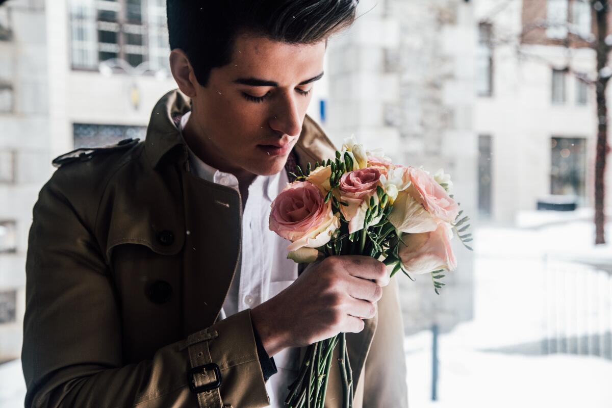 Фото парень романтик