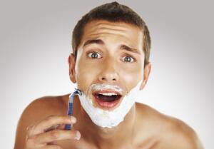 Мужские заботы. Бриться или не бриться?