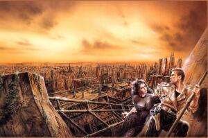 Киберпанк: откуда появился этот жанр фантастики?