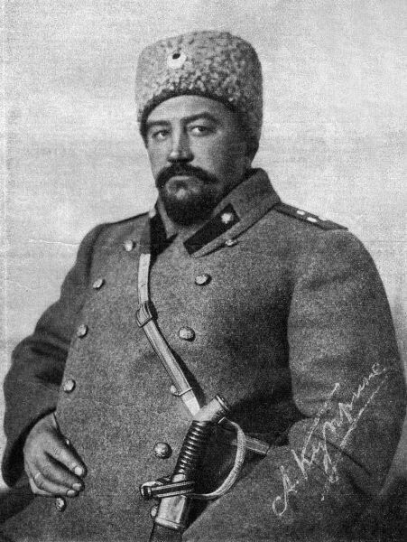 Поручик Куприн, 1914 г.