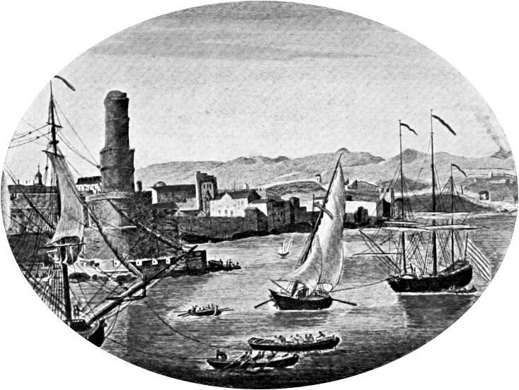 Порт-Ройал в 1692 г.