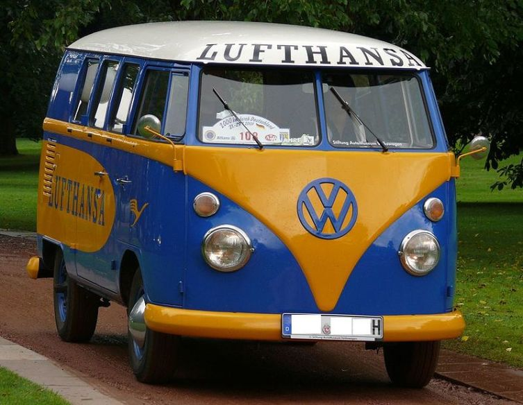 Минивэн Volkswagen T1