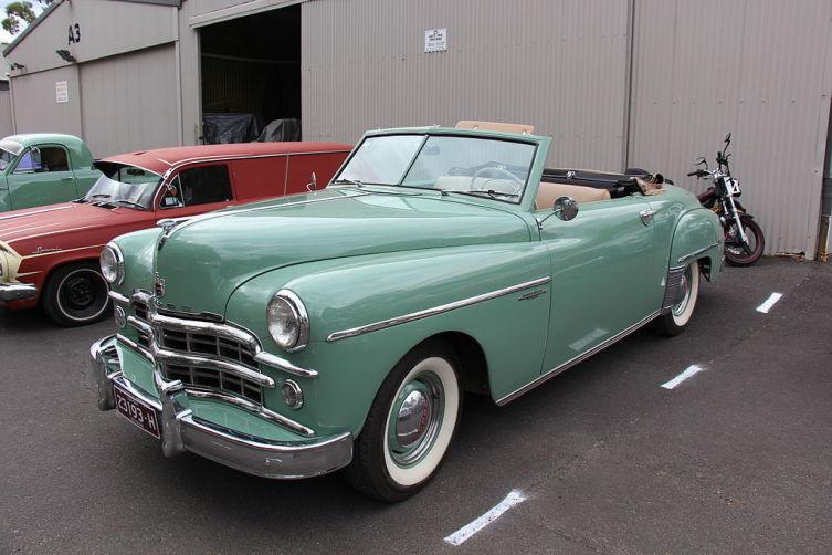Родстер Dodge Wayfarer Sportabout модели 1949 г.