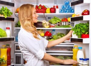 Сколько времени можно хранить запас продуктов?