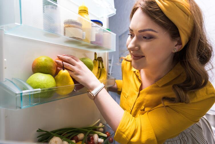 Чем плотнее забит холодильник, тем хуже он работает