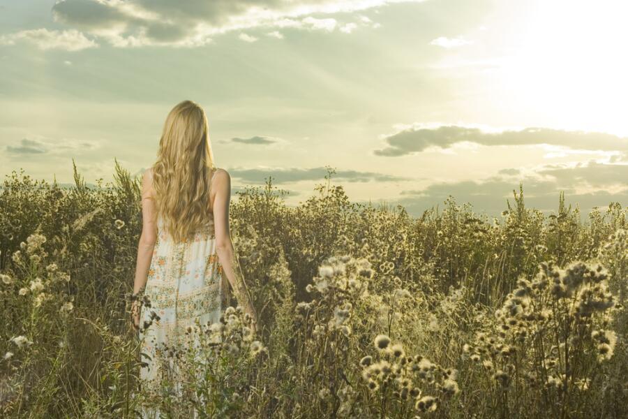 Как лесные духи девицу-красавицу перевоспитали?