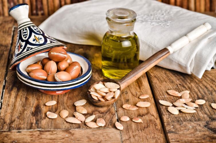 Чем полезно аргановое масло?