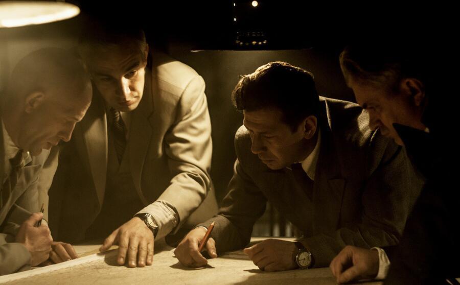 Кадр из фильма «Танки»