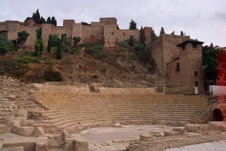 Крепость Алкасаба