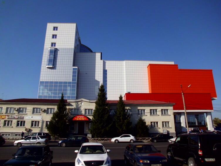 Центр Лисок