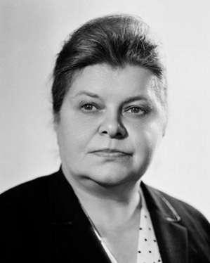Вера Фёдоровна Панова