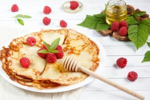 Какие обеды подавали на Масленицу? Меню и рецепты. Часть 1