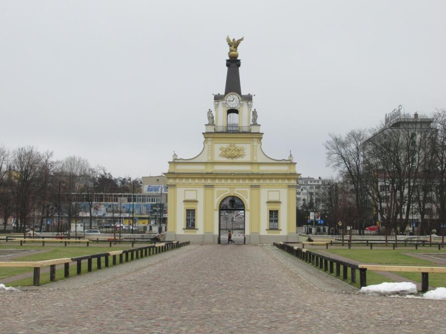 Белостокский Версаль