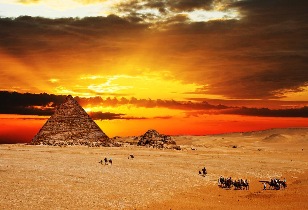 Что мы не знаем о пирамидах?