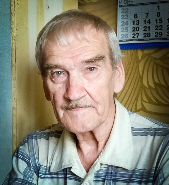 Станислав Петров, тот самый дежурный старший офицер, который спас мир, фото 2016 г.