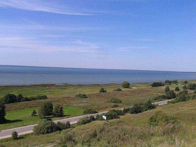 Плещеево озеро (вид с Александровой горы)