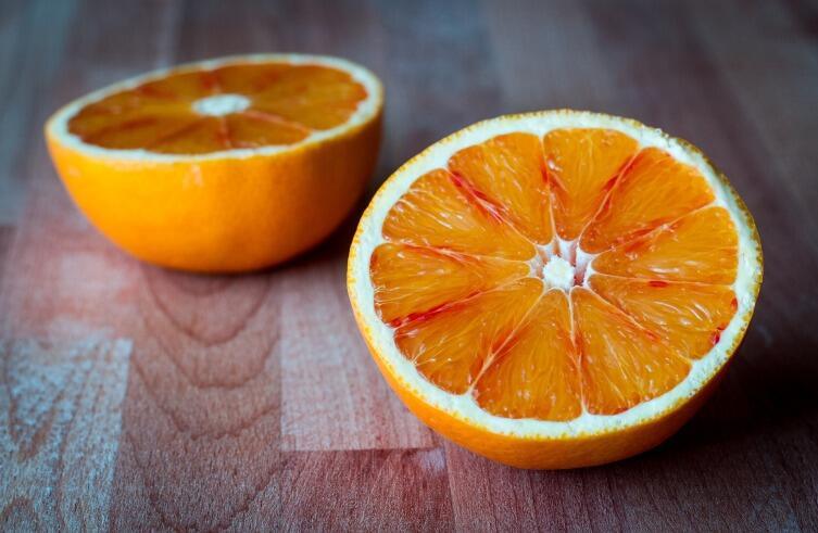 Апельсин - для похудения