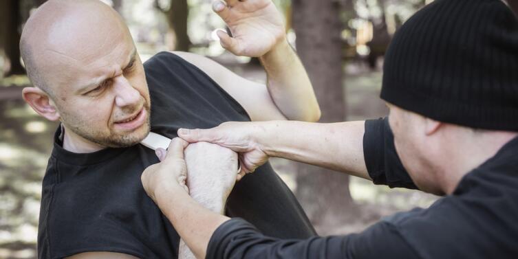 обучение восточным единоборствам начинается с рукопашного боя