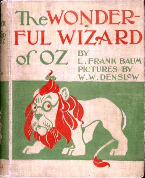 Обложка первого издания, 1900 г.