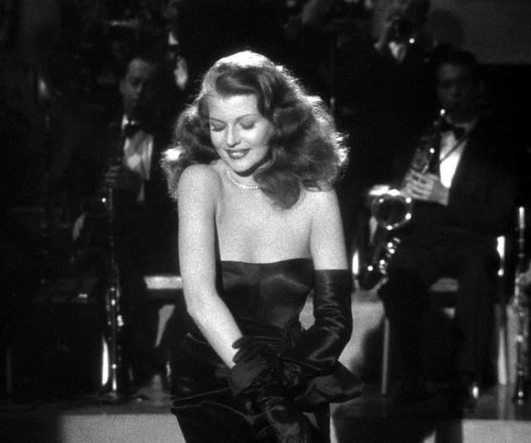 Кадр из фильма «Джильда», 1946 г.