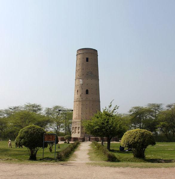Башня антилопы