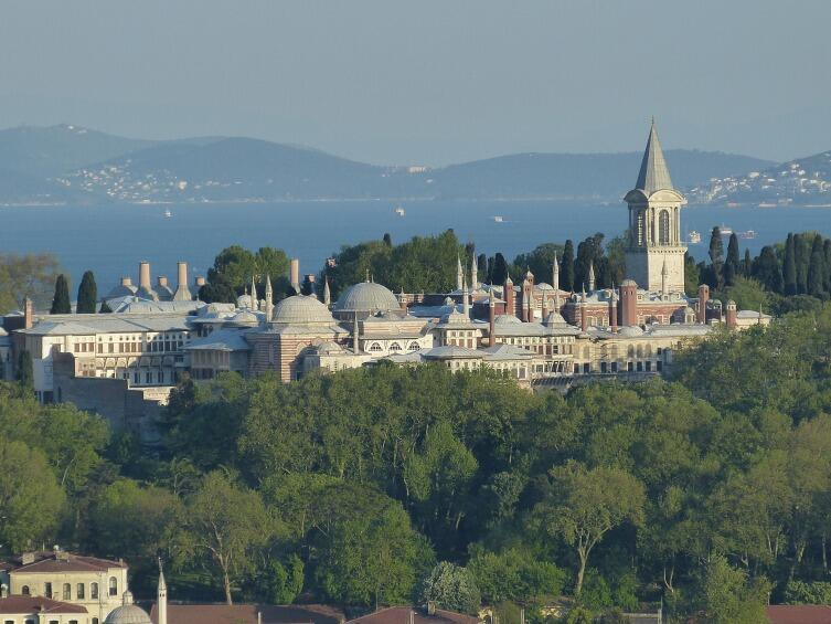 Одна часть города была «восточной», здесь строго придерживались традиций ислама