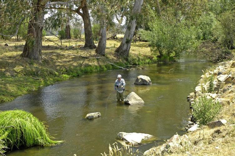 Рыбалка на Рубиконе