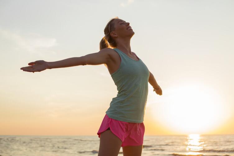 Эндорфины блокирують сигналы о незначительной боли