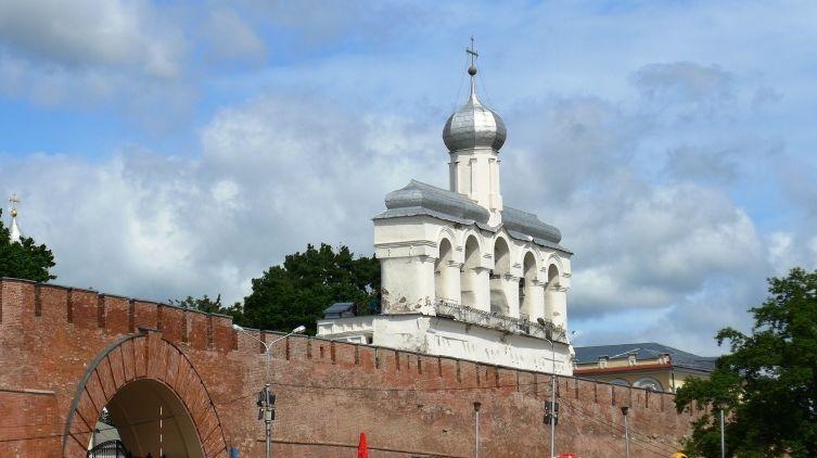 Звонница Кремля